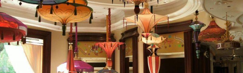 Painted Ceilings In Casinos – High Art Or Not?
